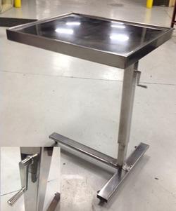 Fabrication | Mayo Clinic Instrument Tray